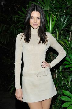 Kendall Jenner in Calvin Klein at the Opening Ceremony and Calvin Klein Jeans' event