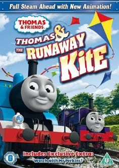 From 0.38 Thomas & Friends - Thomas And The Runaway Kite [dvd] [2010]