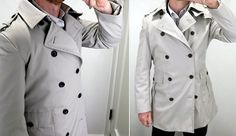 BR Classic Belted Trench