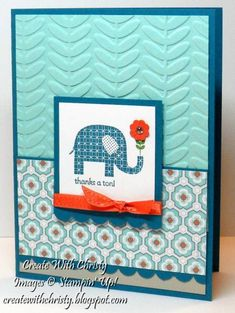 Patterned Occasions by StampinChristy - Cards and Paper Crafts at Splitcoaststampers