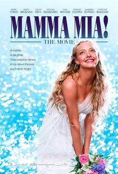Mamma mia the movie full length. Be fair, much of the charm of the stage version of mamma mia. How abba musical made money money money for everyone. Mamma Mia, Beau Film, Film Music Books, Music Tv, Movies Showing, Movies And Tv Shows, Dominic Cooper, Kino Film, Pierce Brosnan