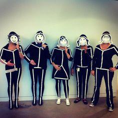 halloween costumes stick people