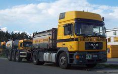 Heavy Duty Trucks, Transportation, Rabbit, German, Container, Europe, Modern, World, Trucks