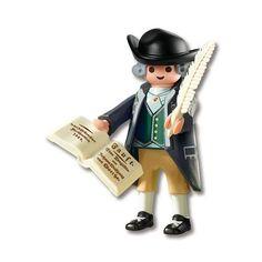 Playmobil Special Edition limitada Johann Wolfgang von Goethe 9124