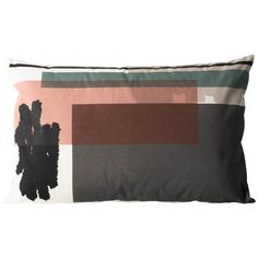 Colour Block - Pillows Ferm Living on YOOX. The best online selection of Pillows Ferm Living. Design Shop, Shops, Modern Throw Pillows, Color Blocking, Colour Block, White Patterns, Soft Furnishings, Home Living Room, Decoration
