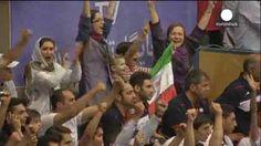 Las autoridades iraníes prohíben a las mujeres entrar a la final de voleibol en Teherán