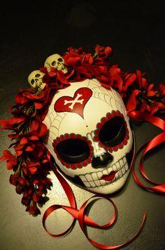 Amor pirata día del corazón muerto y azúcar por HikariDesign