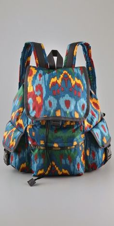 9af04a139b09 lesportsac ikat voyager Cute Camping Outfits