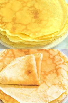 The Best Crepe Recipe Crepes are easier to make than you think! This is the Best Crepe Recipe, even better than Paris crepes! Learn how to make them with my super simple techniques! Best Crepe Recipe, Crepe Recipes, Brunch Recipes, Sweet Recipes, Dessert Recipes, Tasty Breakfast Recipes, Dessert Crepe Recipe, Pasta Recipes, Salad Recipes