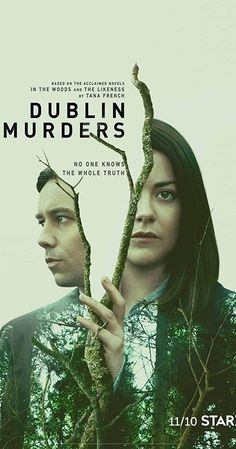 Created by Sarah Phelps. With Killian Scott, Tom Vaughan-Lawlor, Sarah Greene, Conleth Hill. Crime series based on the novels by Tana French. Killian Scott, Sarah Greene, Detective, Mystery Show, Tv Series To Watch, Keys Art, Internet Movies, Soundtrack, Crime