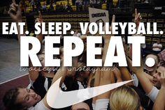 Volleyball! :)