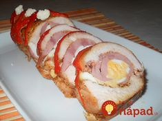 Rulada de piept de pui Copy the BEST Traders and Make Money… Pork Sausage Recipes, Meat Recipes, Chicken Recipes, Cooking Recipes, Hungarian Cuisine, Hungarian Recipes, Czech Recipes, Ethnic Recipes, Frango Chicken