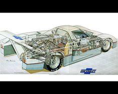 Chevrolet Corvette IMSA GTP 1985-1988