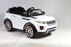 12v range rover style car suv kids ride on power powered wheels remote control
