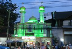 Bangkok Thonglor Mosque
