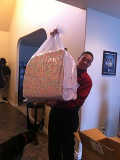 8lbs. of Lucky Charms Marshmallows - Take My Paycheck - Shut up and take my money! | The coolest gadgets, electronics, geeky stuff, and more!