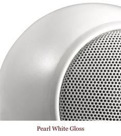 *MOVING SALE* Orb Audio Speaker Pearl White in Lincoln Square, Manhattan ~ Apartment Therapy Classifieds
