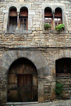 Ainsa, Aragon, Spain