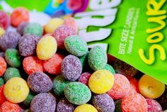 Mmmmmm. (: I used to eat these till my mouth hurt.