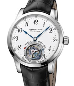 Ulysse Anchor Tourbillon