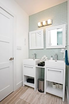 39 Awesome Ikea Bathroom Hemnes Images  Bathroom  Pinterest Simple Double Sink For Small Bathroom Review