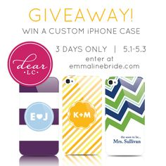 How to Coordinate your Wedding in One Easy Step br /(  Giveaway!)