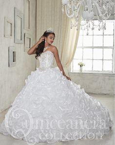 white 1 - Quinceanera ES