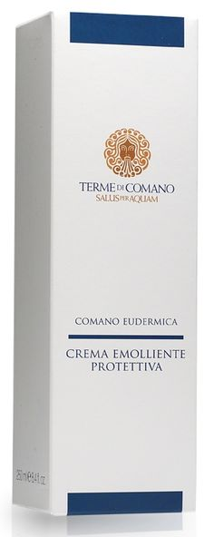 Eudermic water-oiling cream with emulsifying agents that develop a tropism with skin. High restoring effect, itvmoisturizes and nourishes the skin and restores an immediate and long-lasting protection. Rich in components that favour the reconstruction of the hydrolipidic film. Stop psoriasis and dermatitis at home! Shop online and further details on www.termecomano.it or contact us on Facebook!