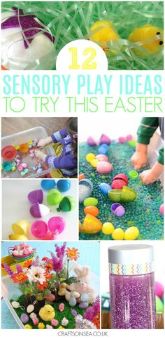easter sensory bin activities for toddlers