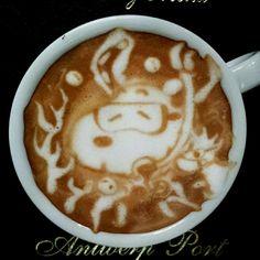 Scuba Snoopy by Kazuki Yamamoto