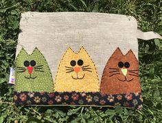 Felt Crafts, Diy And Crafts, Fabric Purses, Wool Applique, Boro, Meraki, Embroidery, Quilts, Tote Bag