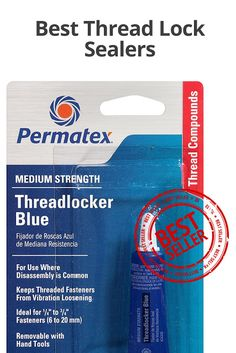 Best Thread Lock Sealers - Discount and review Threaded Fasteners, Hair Gel