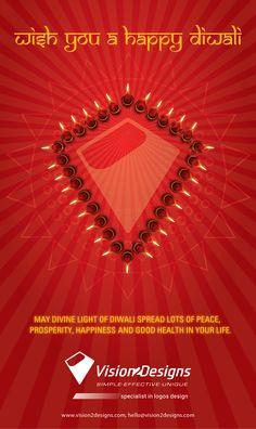 Happy Diwali Divine Light, Best Logo Design, Happy Diwali, Cool Logo, Online Business, Digital Marketing, Creative, Best Logo
