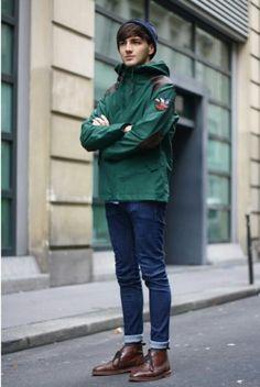 men's style jordan henrion