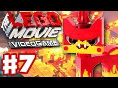 The LEGO Movie Videogame - Gameplay Walkthrough Part 7 - Mean Unikitty! (PC, Xbox One, PS4, Wii U)