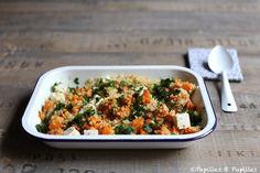 Quinoa à la butternu