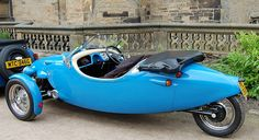 THREE WHEELER KIT CAR. by ronsaunders47, via Flickr