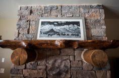 Jackson Hole Wy.. framed in reclaimed Barn Wood..