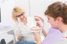 Kinder- und Jugendprophylaxe, Zahnärztin Irina Blümin,  dentalRelax Zahnarztpraxis im Ärztehaus Oststraße 51, 40211 Düsseldorf