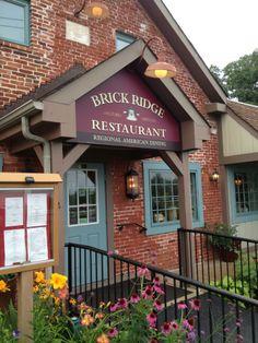 Brick Ridge Restaurant in Mt.Airy, MD