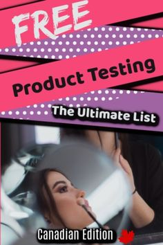 Product testing Opportunities for Canada! Get Full Free Products to Review #Review #products #canada