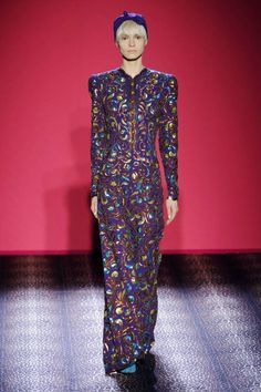 Schiaparrelli Couture Fall 2014. See all the best looks here.