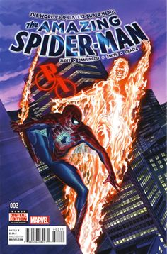 Preview: The Amazing Spider-Man #3, The Amazing Spider-Man #3 Story: Dan Slott Art: Giuseppe Camuncoli Cover: Alex Ross, Gabriele Dell'otto Publisher: Marvel Publication Date: Nov..., #AlexRoss #All-Comic #All-ComicPreviews #Comics #DanSlott #GiuseppeCamuncoli #Marvel #previews #TheAmazingSpider-Man