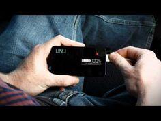 UNU Ultrapak Series - World's Fastest Recharging Battery Pack