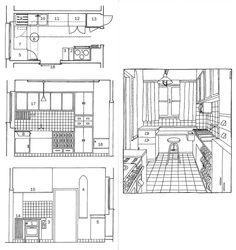 L'ambiente cucina