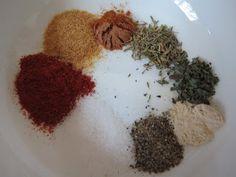 Mix It Up: Jumbalaya Seasoning Mix