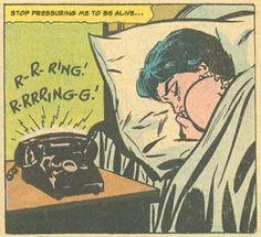 """Call me,"" comix jake_vig_jake_vig Vintage Pop Art, Vintage Comic Books, Vintage Comics, Comic Books Art, Comic Art, Book Art, Vintage Romance, Old Comics, Comics Girls"