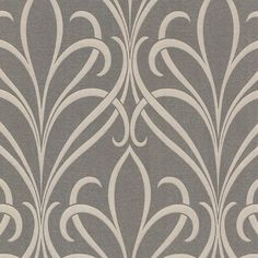 "You'll love the Accents Alouette Mod Swirl 33' x 20.5"" Scroll 3D Embossed Wallpaper at Wayfair - Great Deals on all Décor & Pillows products with Free Shipping on most stuff, even the big stuff."