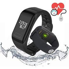 QIANXIANG Waterproof Sport Tracker Fitness Tracker Band 40d2c39d3a0e