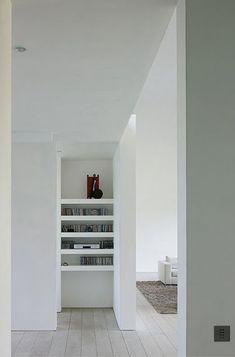 El elegante minimalismo del arquitecto belga Bruno Erpicum, AABE-suelo
